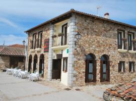 Hotel Posada La Fragua, casa de campo en Gandullas