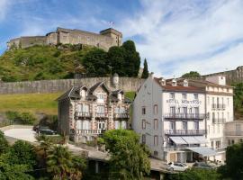 Hôtel Montfort, hôtel à Lourdes