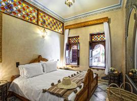 Riad El Wiam, hôtel à Marrakech