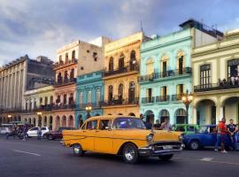 Hotel Caribbean, hotel in Havana