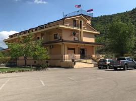 Hotel Ristorante Villa Pegaso, hotel a San Pietro Infine