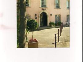 Les Echevins, hotel in Tarascon
