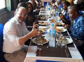 Zambezi Inn Hotel, hotel in Gbessia
