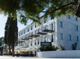 Hotel Štacija, hotel in Kaštela