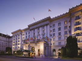 Fairmont San Francisco, hotel in Nob Hill, San Francisco