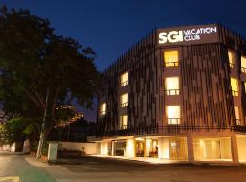 SGI Vacation Club Hotel, hotel in Melaka