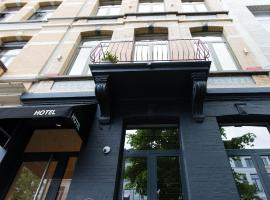 Boutique hotel Maison Emile, hotel in Antwerp