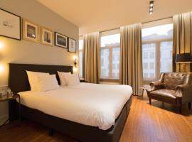 Boutique hotel Maison Emile, hôtel à Anvers