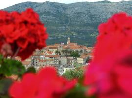 Accommodation Drasko-private rooms with shared kitchen, guest house in Korčula