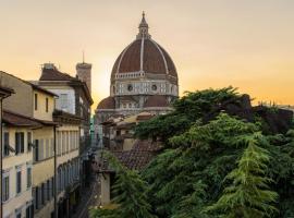 Penthouse Le Terrazze Duomo view, hotel cerca de Iglesia de la Santa Croce, Florencia