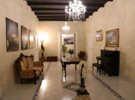 Suite Palazzo Luciani, hotel in Salerno