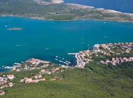 Apartments Mestrovic, Klimno, Soline bay, island Krk, pet-friendly hotel in Klimno