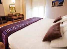 Hotel Fuente El Cura, hotel in Sax