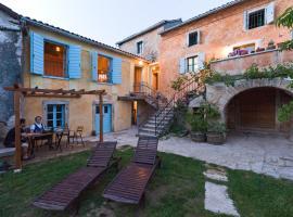 Apartment Sartoria, hotel near Dvigrad Castle, Prkačini