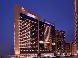 Marriott Hotel Downtown Abu Dhabi, hotel in Abu Dhabi