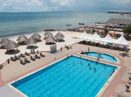 Landmark Mbezi Beach Resort, отель в городе Дар-эс-Салам