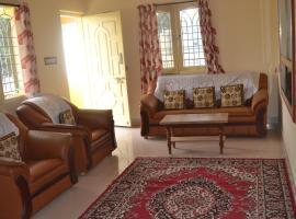 Manasvini Homestay-A home in Mysore with scenic view, pet-friendly hotel in Mysore