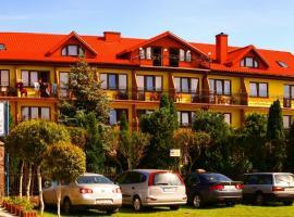 Pensjonat Angela – hotel w Łebie