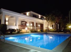 Villa Modus Vivendi, hotel near Falcone-Borsellino Airport - PMO,