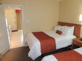 Fleur de Lis Beach Motel, three-star hotel in Wildwood Crest