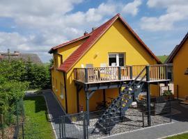 Ferienwohnung Gleißner, Hotel in der Nähe vom Flughafen Heringsdorf - HDF,