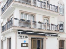 O Tobo do Lobo, hotel in Melide