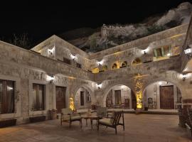 Guzide Cave Hotel, viešbutis mieste Geremė