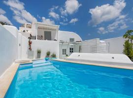 Eborio Cycladic Traditional, hotel in Emporio Santorini