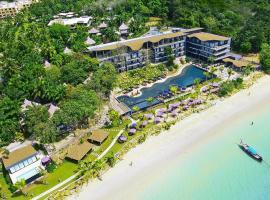 Beyond Resort Krabi, отель в Клонг-Муанг-Бич