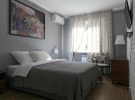 Hotel Panfilof, отель в Батайске