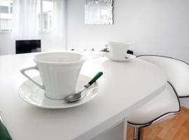 T1bis Centre-ville - Calme & Confort, hôtel à Toulouse près de: Gare de Toulouse-Matabiau