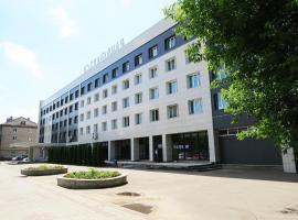 Hotel Jubilee, hotel in Obninsk