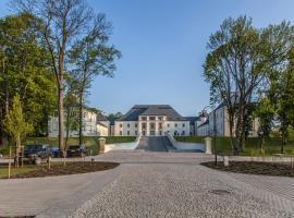 Zamek Janów Podlaski – hotel w mieście Janów Podlaski