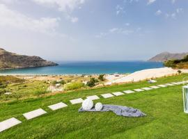 """""""Thea"""" Luxury Apartments with great View, pet-friendly hotel in Plakias"""
