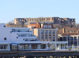 Strand Hotell Borgholm, hotel i Borgholm