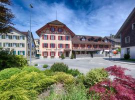 Ochsen Lenzburg, Hotel in Lenzburg