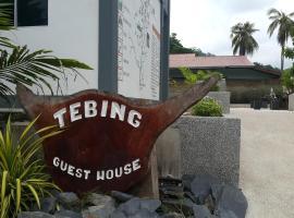 Tebing Guest House, homestay in Kuala Tahan