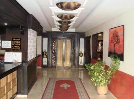 New Farah Hotel, hotel en Agadir
