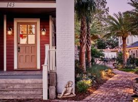 The Collector Inn (Adults Only) - Saint Augustine, B&B in St. Augustine