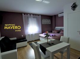 Apartment Mavero, apartment in Zagreb