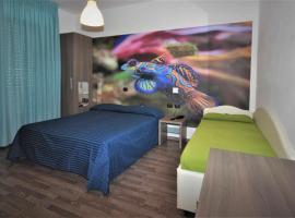 Hotel Miramare Dipendenza, hotell i Pineto
