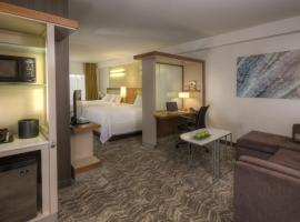 SpringHill Suites Anchorage University Lake, Hotel in Anchorage