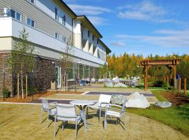SpringHill Suites Anchorage University Lake – hotel w mieście Anchorage