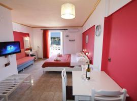 Aris Studios, family hotel in Hersonissos