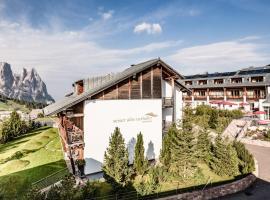 Seiser Alm Urthaler, hotel en Alpe di Siusi