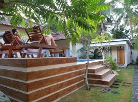 Santai Homestay, guest house in Kuta Lombok