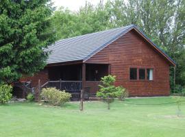 Fir Tree Lodge, hotel in Blairgowrie