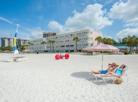 Sandcastle Resort at Lido Beach, boutique hotel in Sarasota