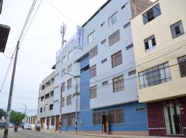 Hotel Jorge Chavez, hotel en Trujillo