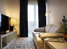 Apartament White, apartment in Śrem